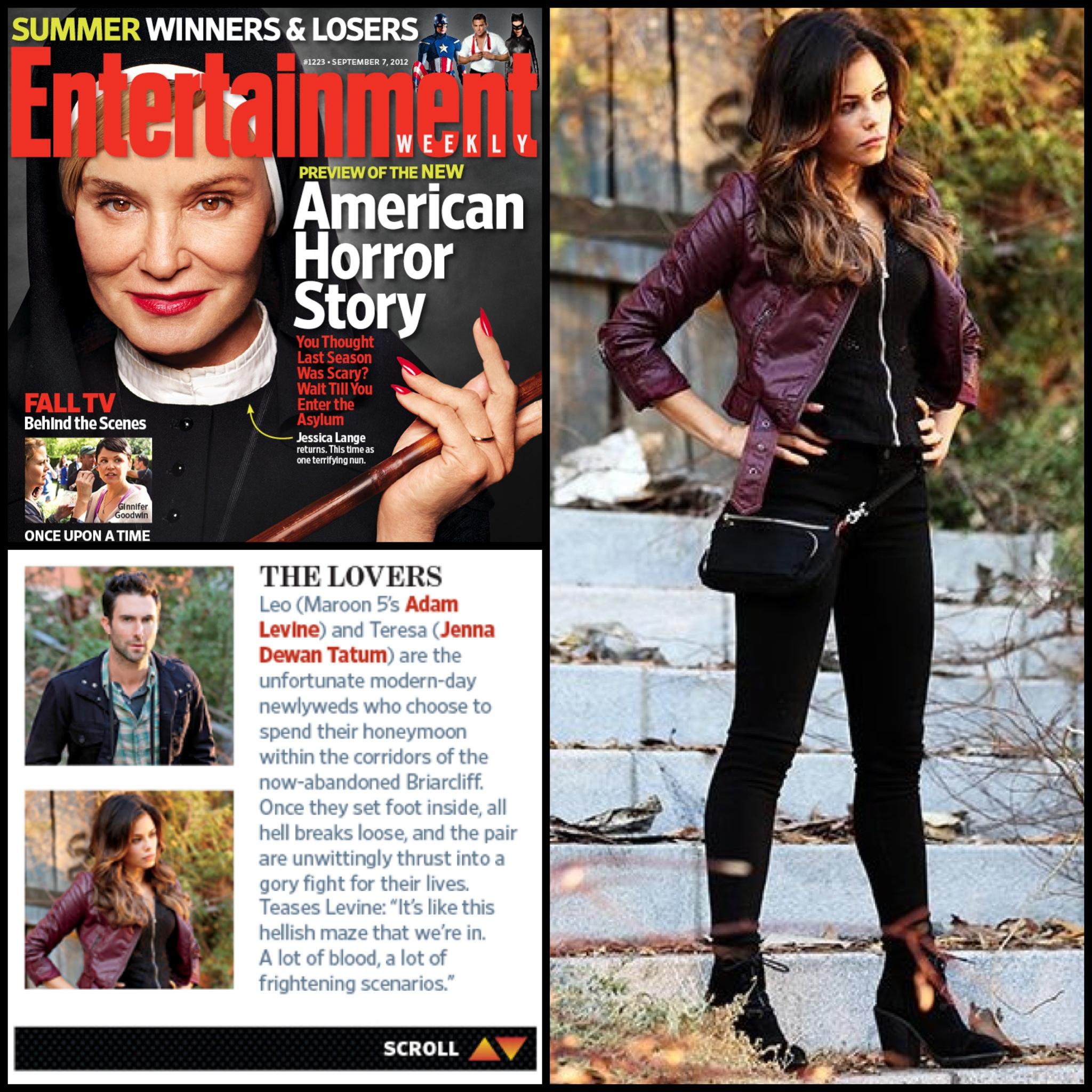 Jenna Dewan-Tatum - American Horror Story