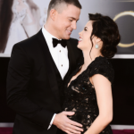 Jenna Dewan-Tatum and Channing Tatum on the Oscars Red Carpet