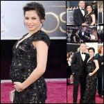 Jenna Dewan-Tatum and Channing Tatum on the Oscars Red Carpet