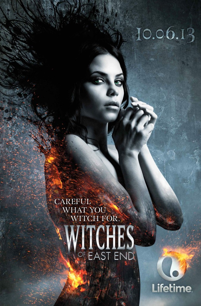 Witches of East End Poster - Jenna Dewan-Tatum