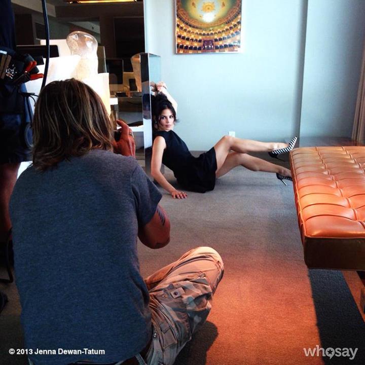 Jenna Dewan-Tatum New York Post