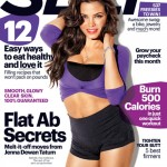Jenna Dewan-Tatum Self Magazine November 2013