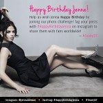 Happy Birthday Jenna Dewan-Tatum