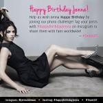 Happy Birthday Jenna Dewan-Tatum