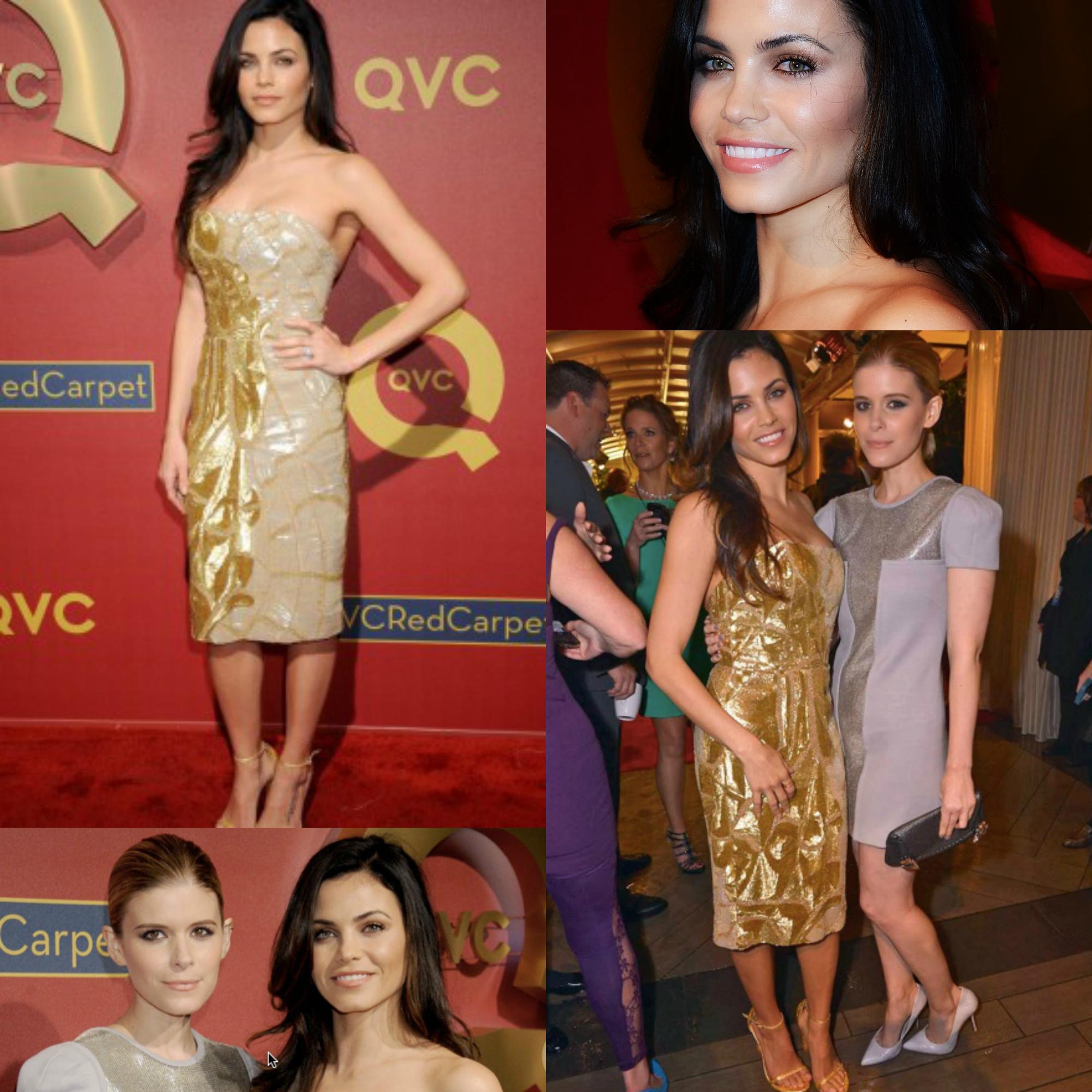 Jenna Dewan Tatum Gold QVC