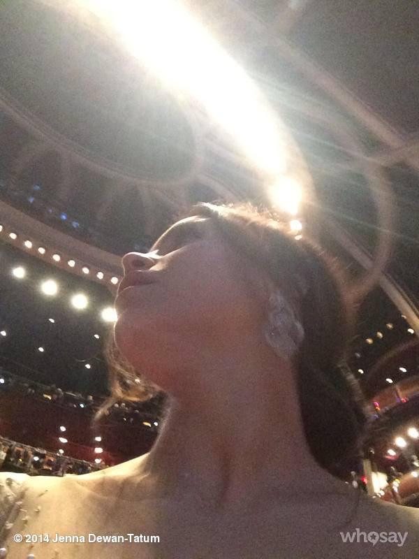 Jenna Dewan-Tatum Oscars 2014