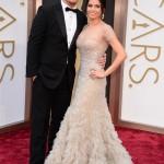 Channing Tatum and Jenna Dewan-Tatum Oscars 2014