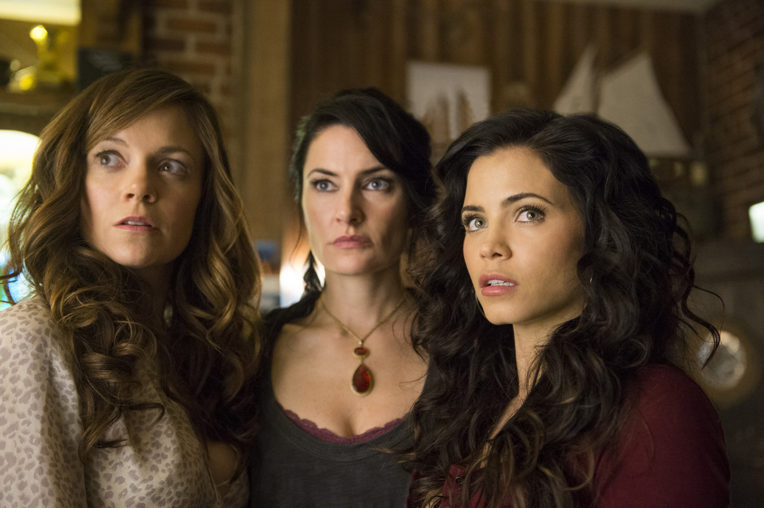Jenna Dewan Tatum Witches of East End Season 2 Episode 1