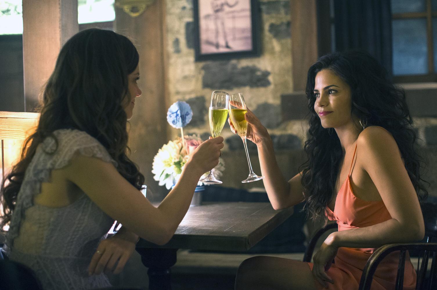 Jenna Dewan Tatum WOEE Season 2, Episode 8